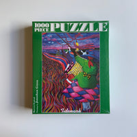 Jonathan Green Harvest Festival Puzzle