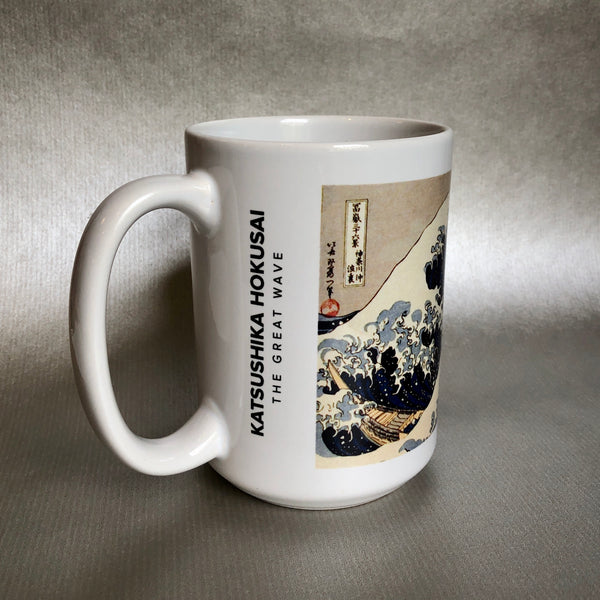 15 oz Gibbes Mug: The Great Wave