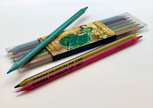Gibbes Bicolored Pencils Set of Six