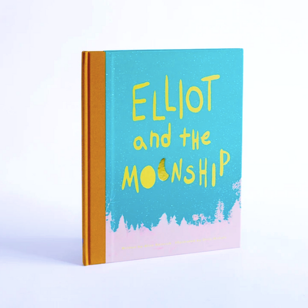 Lil Bit Lit: Elliot and the Moonship