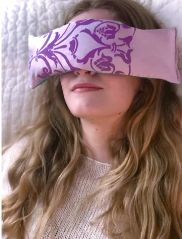 Paige Hathaway Thorn: Herbal Eye Pillow