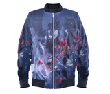 Visiting Artist Series: Tim Hussey Bomber Jacket