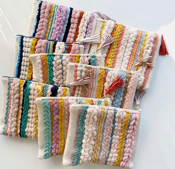 Sunwoven: Woven Clutches
