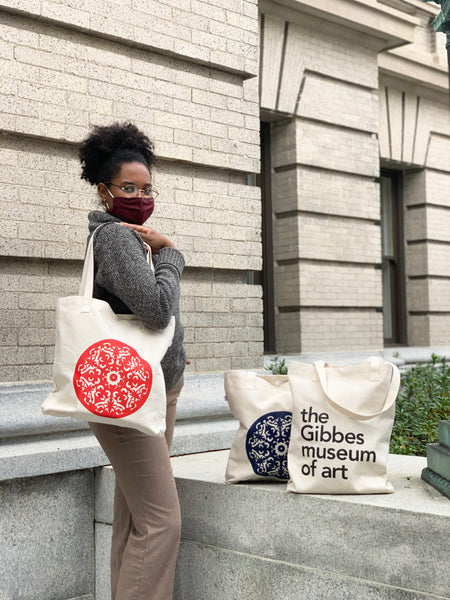 Gibbes Rotunda Dome Tote Bag