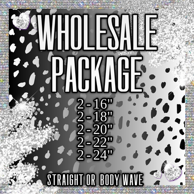 WHOLESALE PACKAGE #2