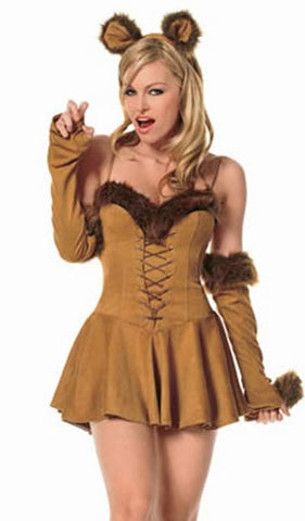 Sexy Mice Costume for Women Halloween Role Play Mouse Uniform