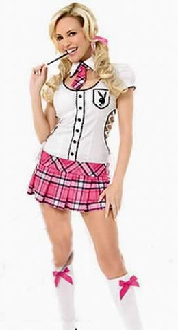 School Girl Costume for Women Halloween Party Student Uniform