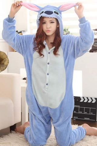 Sexy Kangaroo Pajamas for Women Animal Costume Loungewear