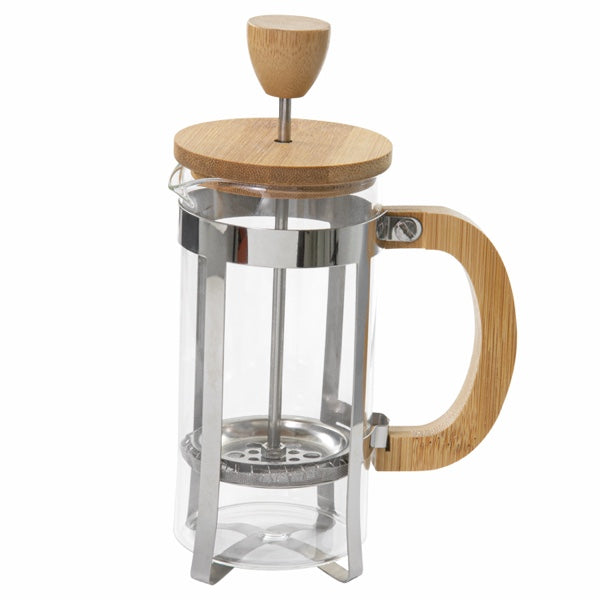 Cafeteira French Press Bambu - 600 ml