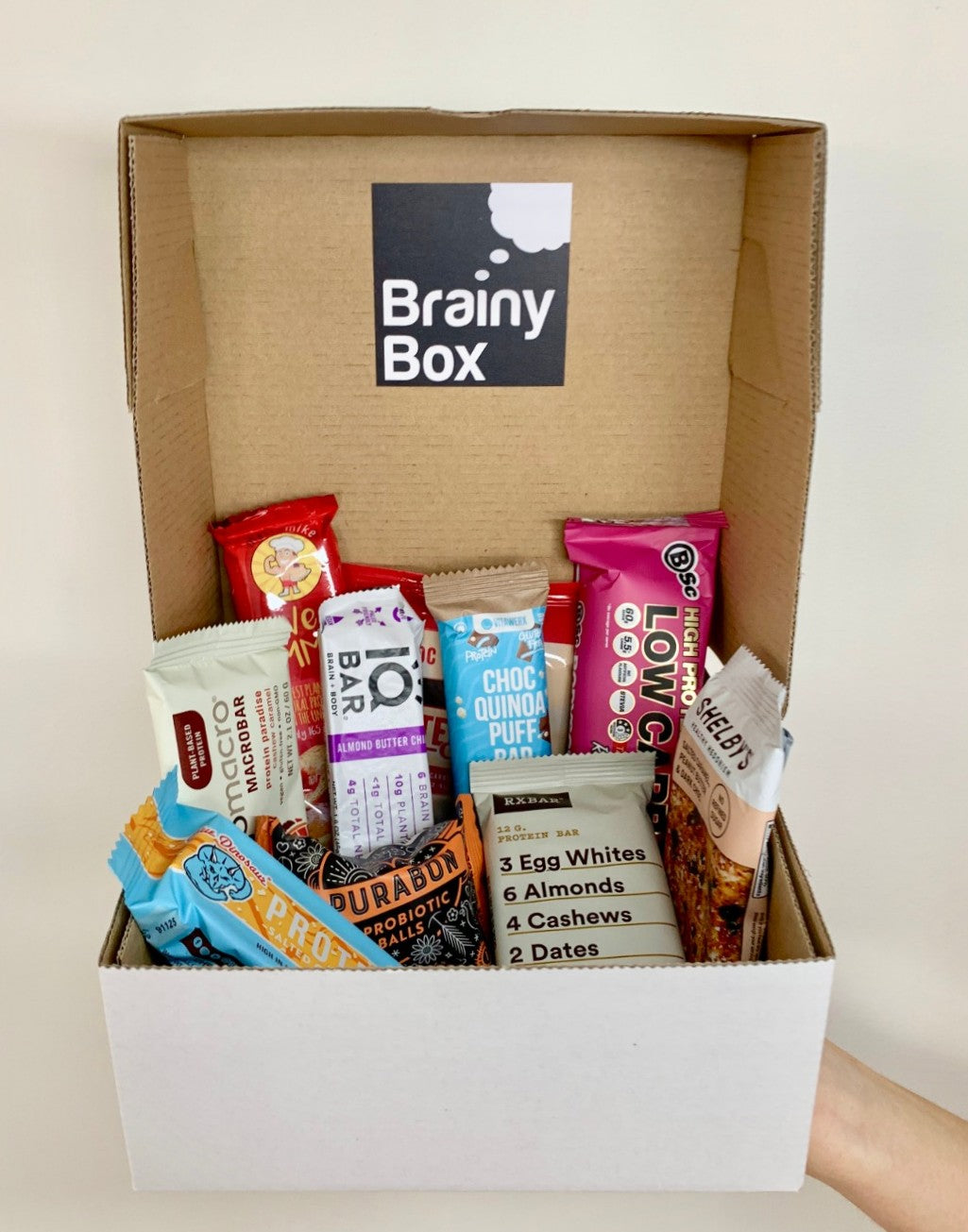 Protein Brainy Box