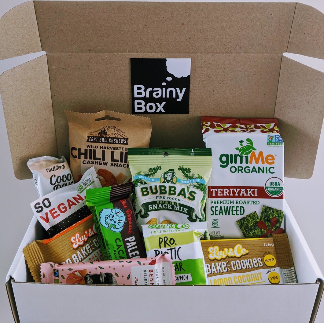 Vegan Brainy Box