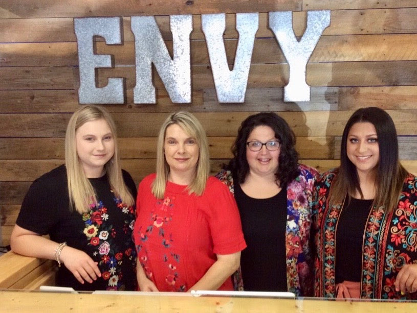 Envy Boutique by TE in Poplar Bluff Missouri About Us Picture Women