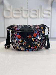 Small Floral Cross Body Bag