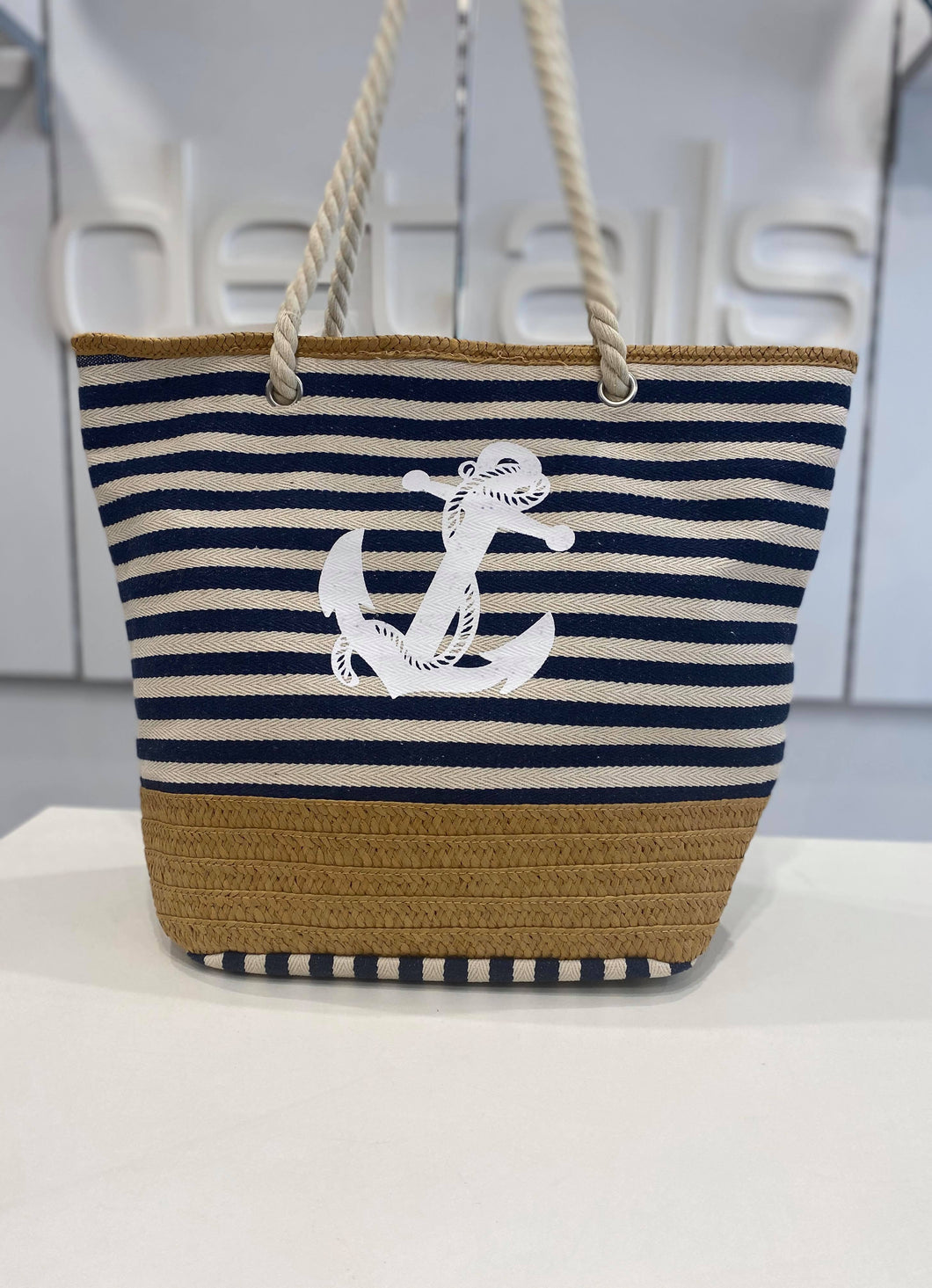 Oversize Canvas Tote