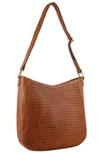 Load image into Gallery viewer, Woven Leather Bag
