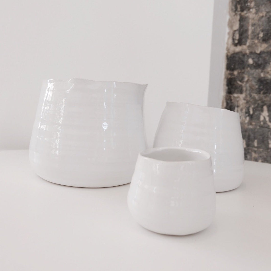 Tegan Ceramic Vases