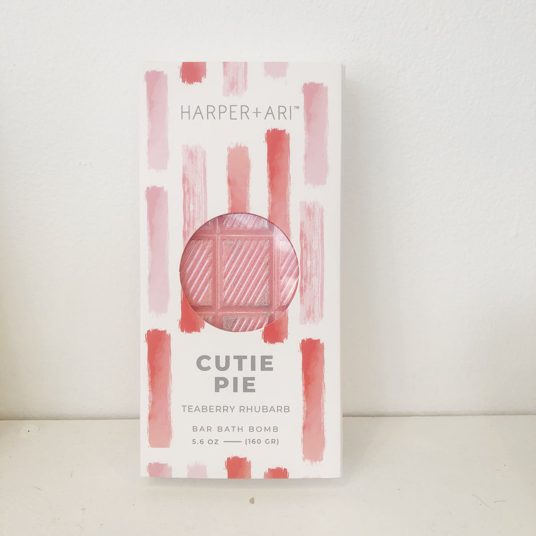 Cutie Pie Bath Bar