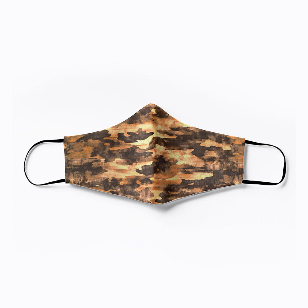 Load image into Gallery viewer, Germ Genie | Essential Travel Products | Fabric Mask - Camo