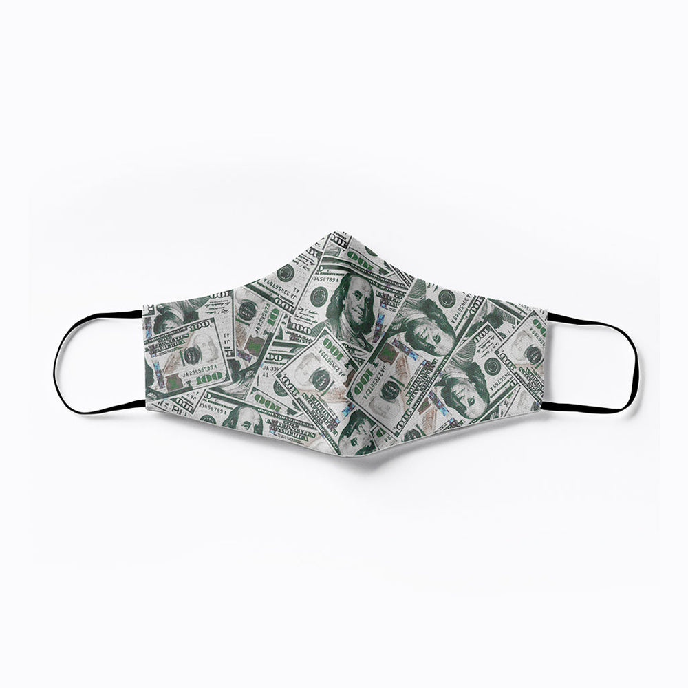 Load image into Gallery viewer, Germ Genie | Essential Travel Products | Fabric Mask - Money
