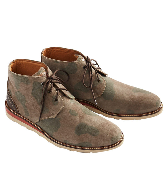 Blue Ridge Chukka in Camo