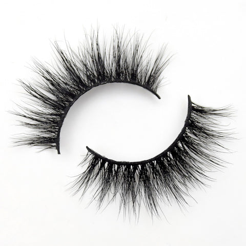 Fluffy Mink Eyelashes - Genius Eyelashes