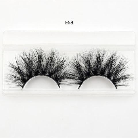 25mm Mink Lashes - Genius Eyelashes