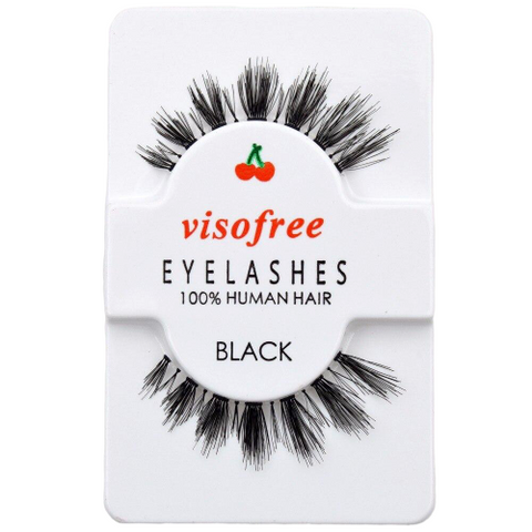 Pure Human Hair Eyelashes - Genius Eyelashes
