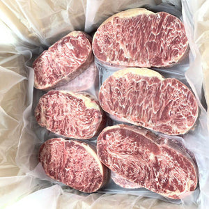 140-160g | Frozen Australia Marbled Sirloin Steak