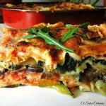 Lasagna de Verduras - Menu Office