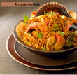 Fuente Familiar: Arroz con mariscos