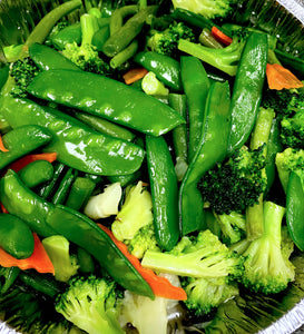 Sauteed Mixed Vegetables+