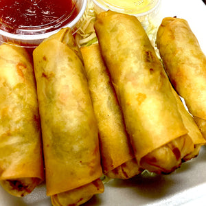 Shrimp Egg Rolls (2)