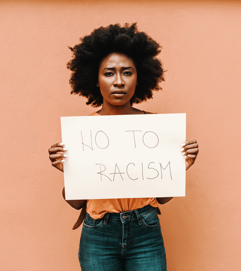 No to Racism: The heart of quick fashion is racism-it 's time for reform
