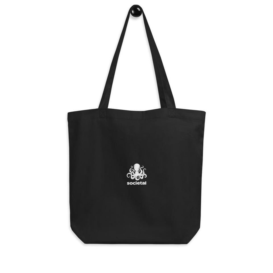 BLM Organic Cotton tote bag Political-Activist-Socialist-Fashion -Art-And-Design