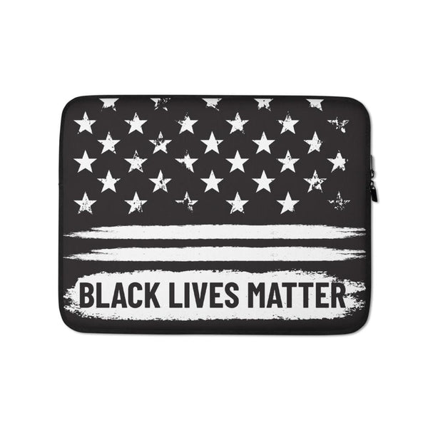 Black lives matter Laptop Sleeve Political Clothing