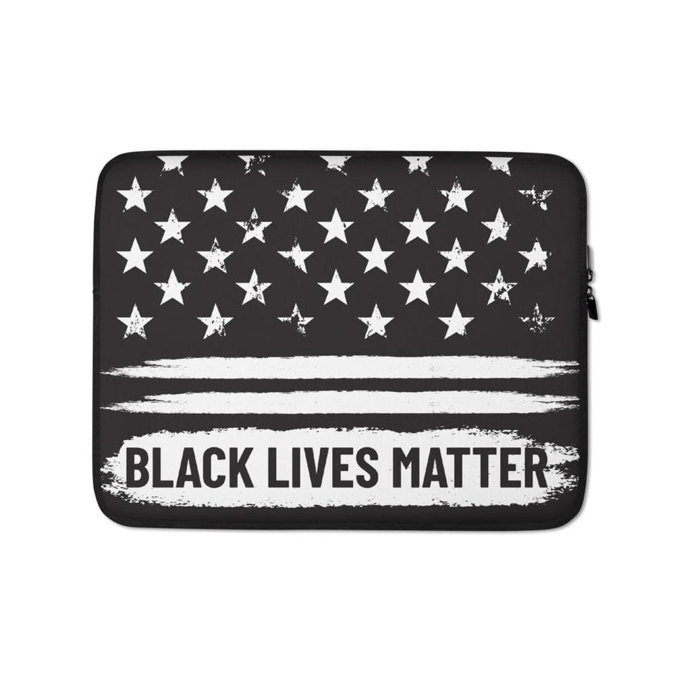 BLM Laptop Sleeve Political-Activist-Socialist-Fashion -Art-And-Design