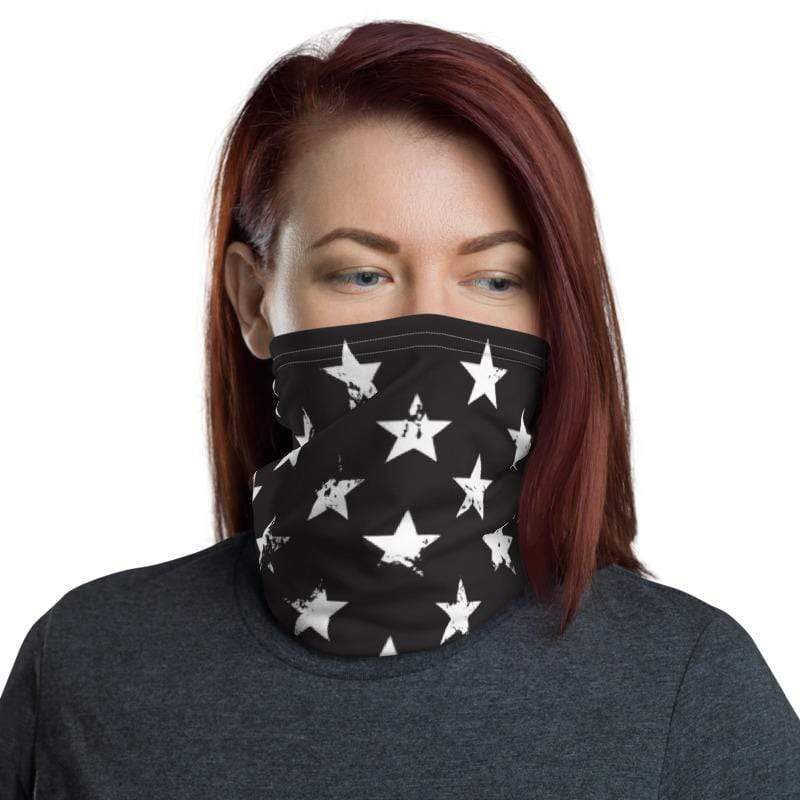 BLM Neck Gaiter Political-Activist-Socialist-Fashion -Art-And-Design