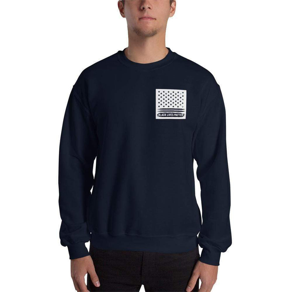 BLM Sweatshirt Political-Activist-Socialist-Fashion -Art-And-Design