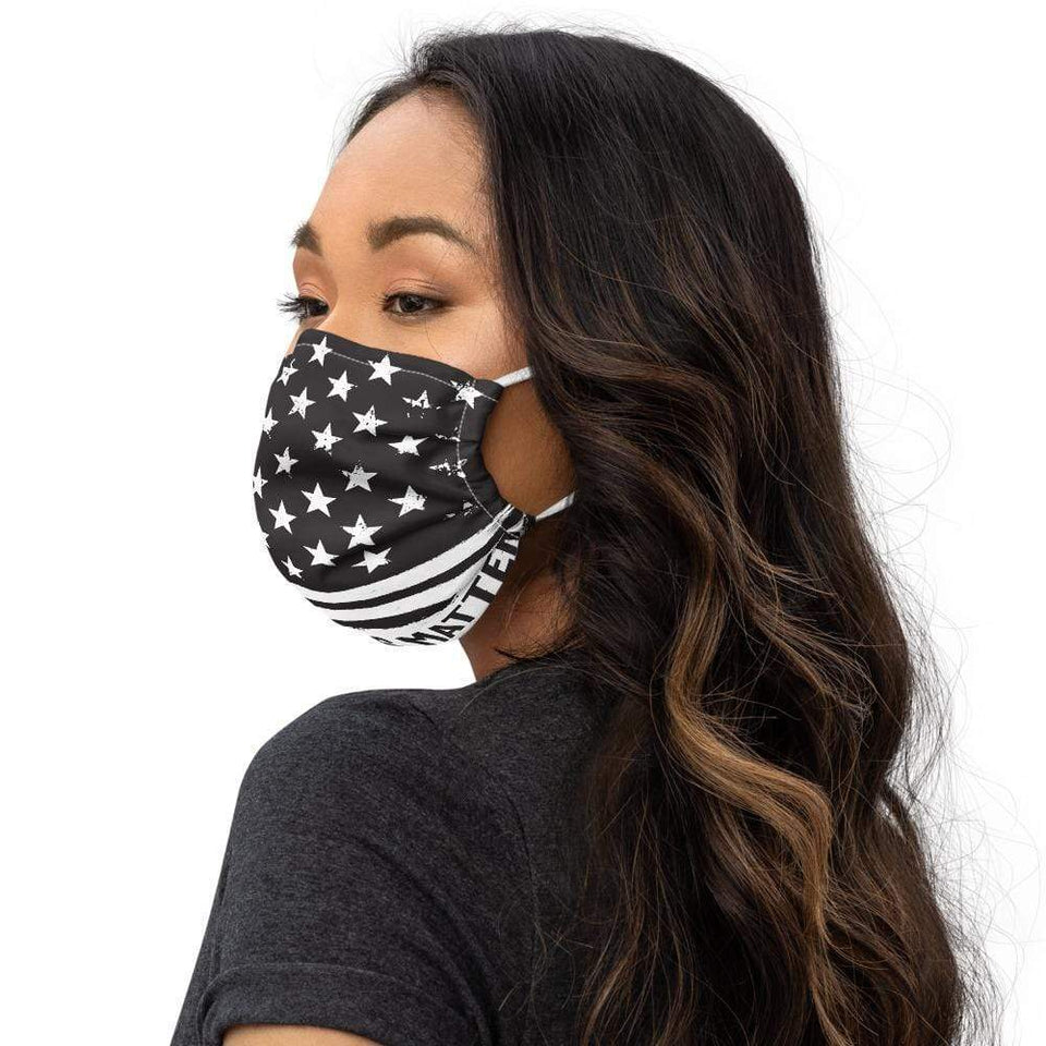 BLM Face mask Political-Activist-Socialist-Fashion -Art-And-Design