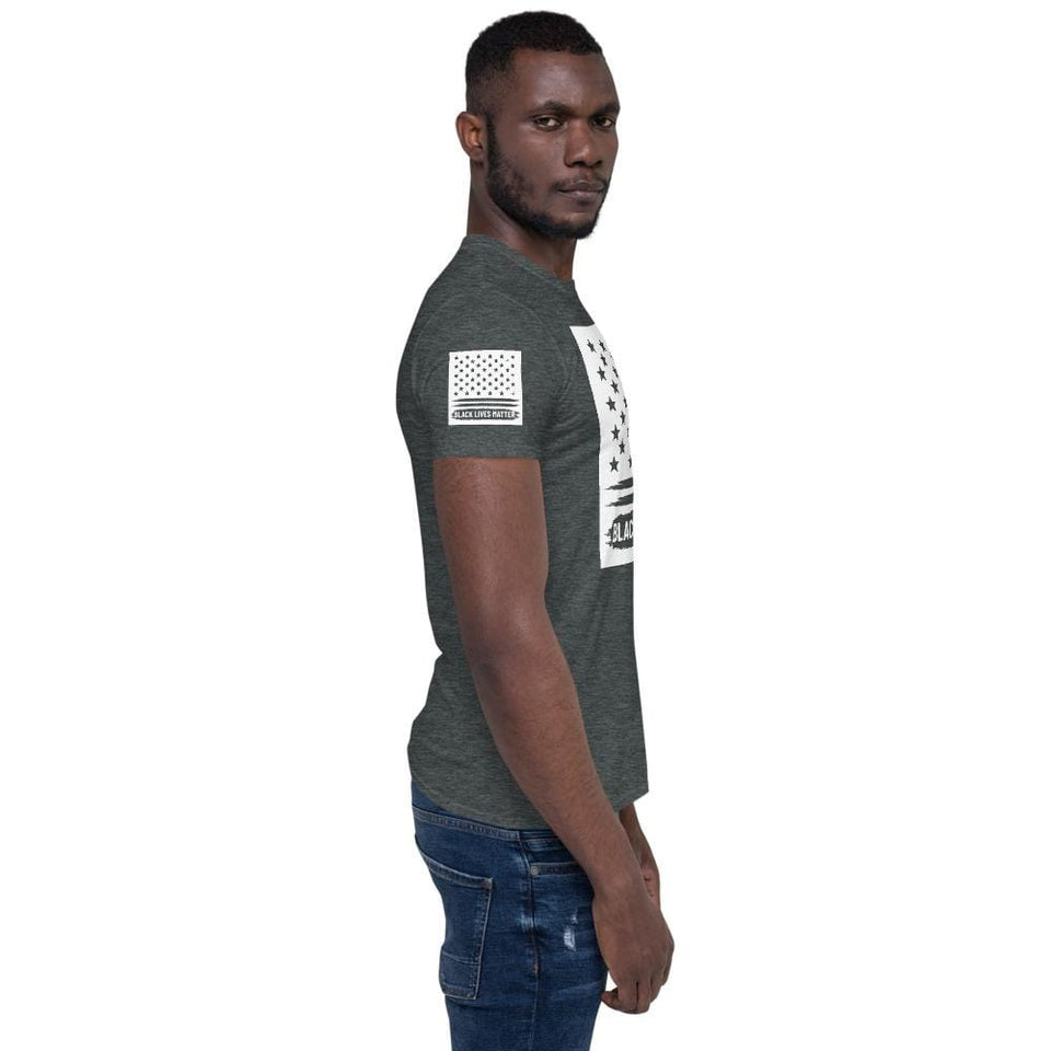 BLM T-Shirt Political-Activist-Socialist-Fashion -Art-And-Design