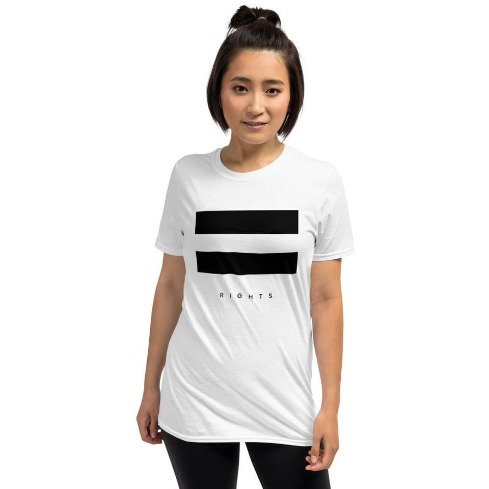 Equal Rights T-Shirt Political-Activist-Socialist-Fashion -Art-And-Design