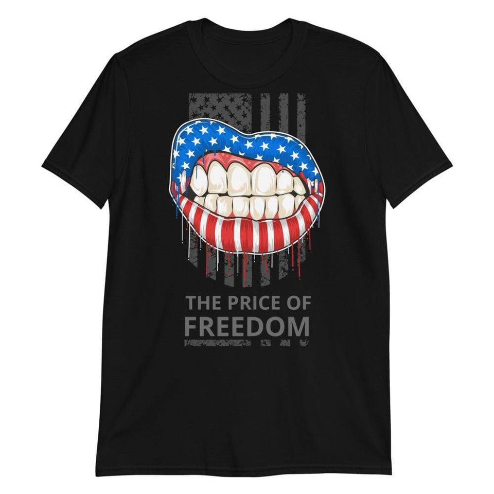 Freedom T-Shirt Political-Activist-Socialist-Fashion -Art-And-Design