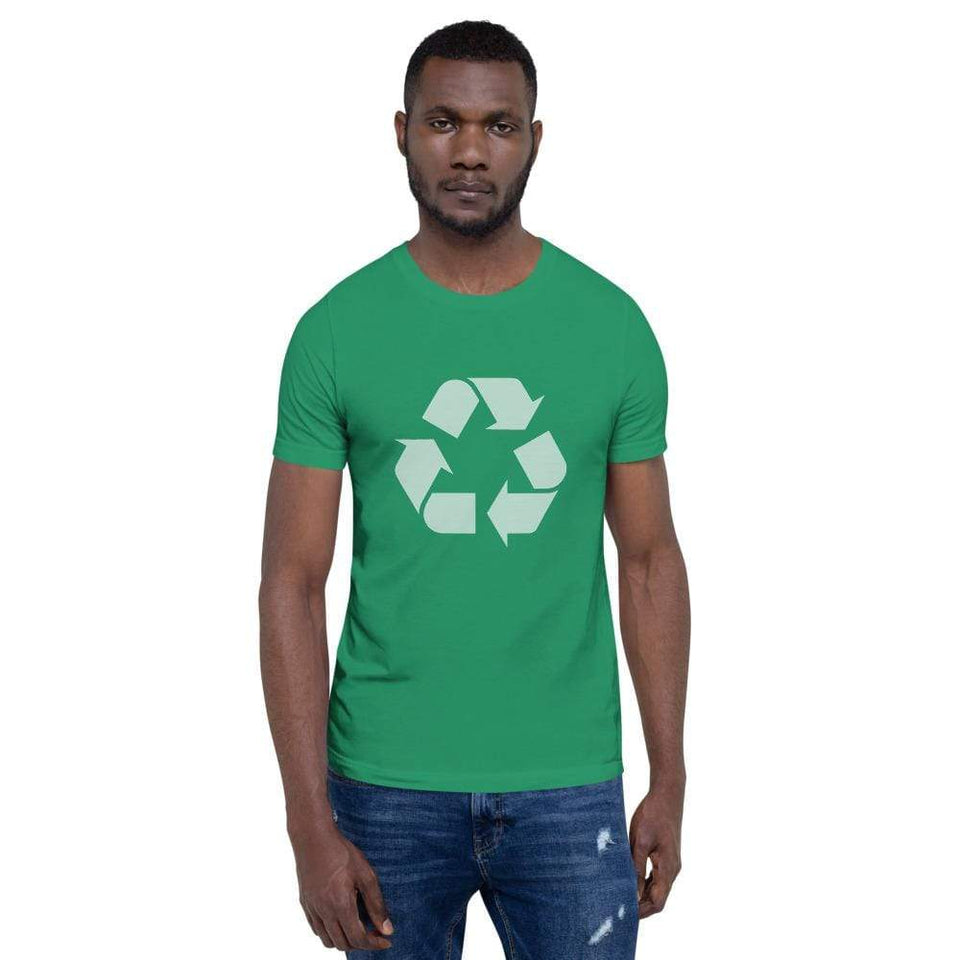 Recycled T-Shirt Political-Activist-Socialist-Fashion -Art-And-Design