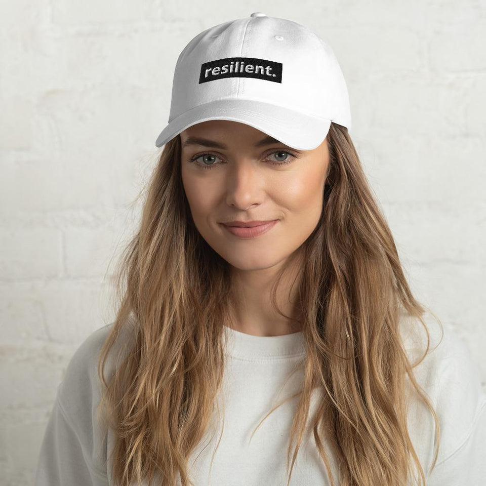 Resilient Hat Political-Activist-Socialist-Fashion -Art-And-Design