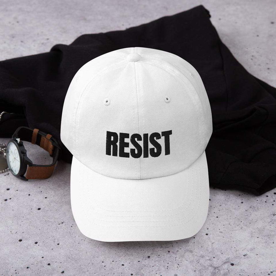 Resist hat Political-Activist-Socialist-Fashion -Art-And-Design