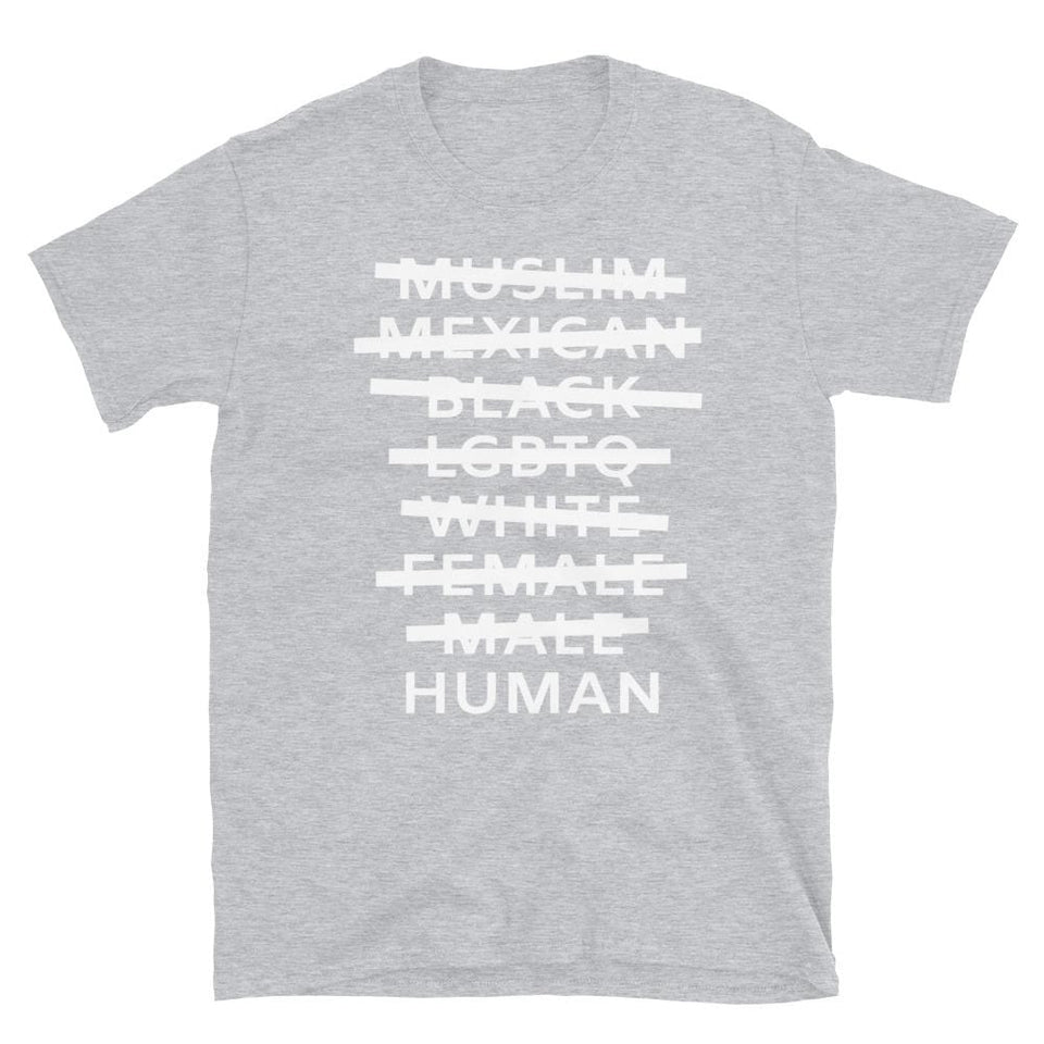 Short-Sleeve Unisex T-Shirt Sport Grey / S Political-Activist-Socialist-Fashion -Art-And-Design