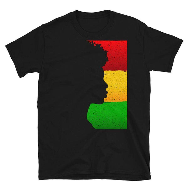 Societal Culture Short-Sleeve Unisex T-Shirt Black / S Political Fashion
