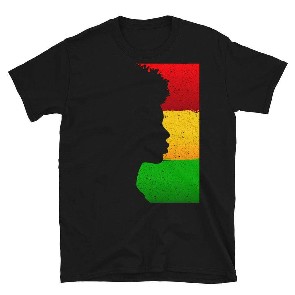 Culture Shock T-Shirt Black / S Political-Activist-Socialist-Fashion -Art-And-Design