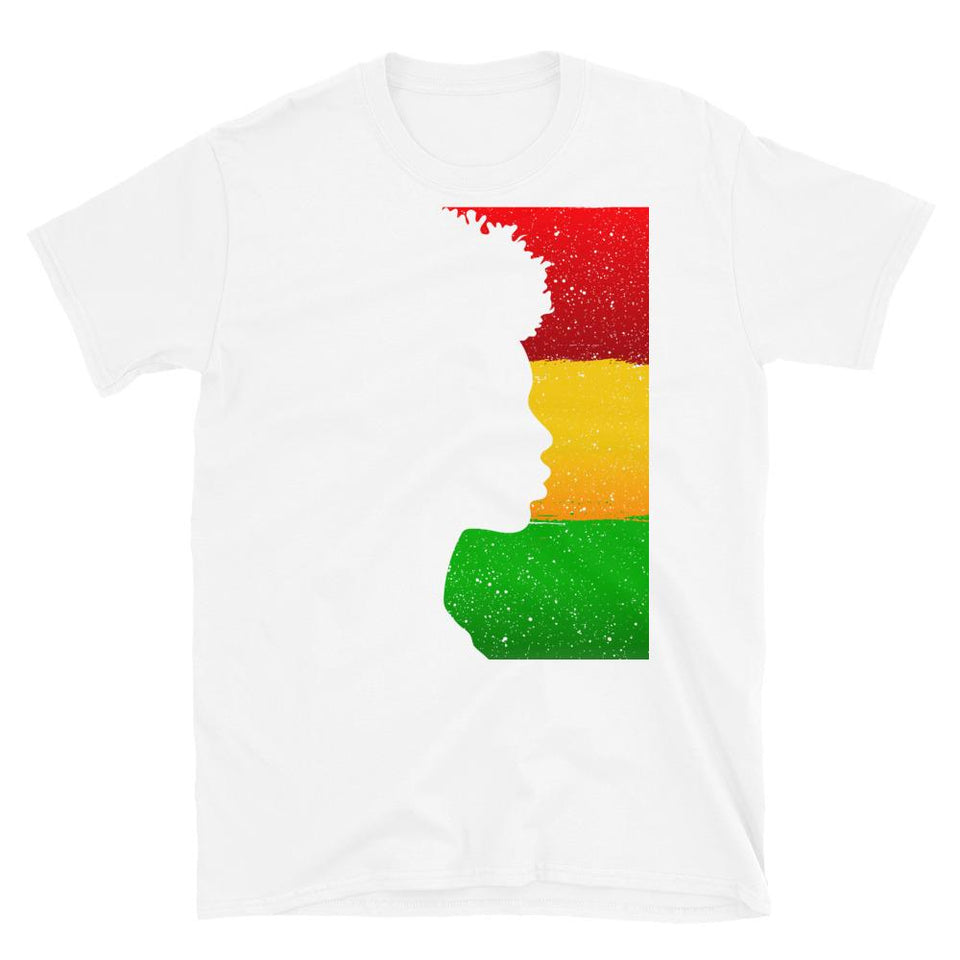 Culture Shock T-Shirt White / S Political-Activist-Socialist-Fashion -Art-And-Design