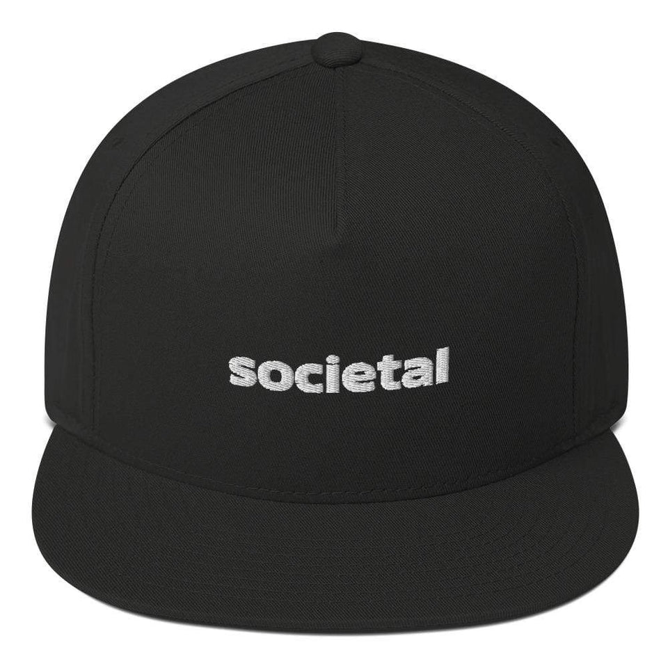 Societal Cap Black Political-Activist-Socialist-Fashion -Art-And-Design